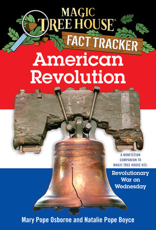 American Revolution by Mary Pope Osborne and Natalie Pope Boyce