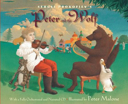 Sergej S. Prokofiew* Serge Prokofiev·/ Wolfgang Amadeus Mozart / Johannes Brahms - Peter Und Der Wolf / Eine Kleine Nachtmusik / Ungarische Tänze