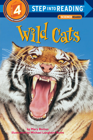 Wild Cats by Mary Batten
