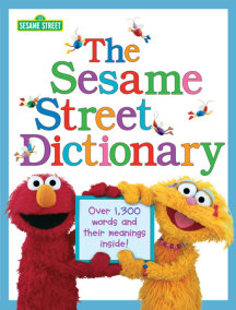 The Sesame Street Dictionary (Sesame Street)