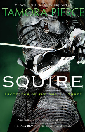 The cover of the book Squire