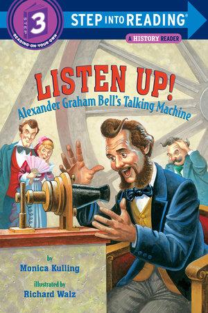 Listen Up! by Monica Kulling
