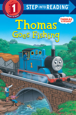 Thomas Goes Fishing (Thomas & Friends) by Rev. W. Awdry