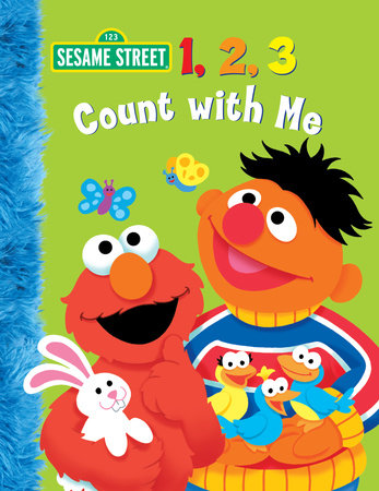1, 2, 3 Count with Me (Sesame Street) by Naomi Kleinberg