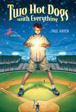 Two Hot Dogs with Everything by Paul Haven