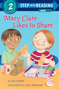 Mary Clare Likes to Share