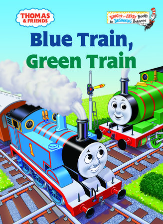 Thomas & Friends: Blue Train, Green Train (Thomas & Friends)