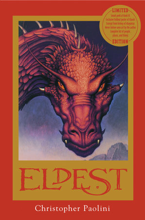 Eldest (Limited Edition) by Christopher Paolini