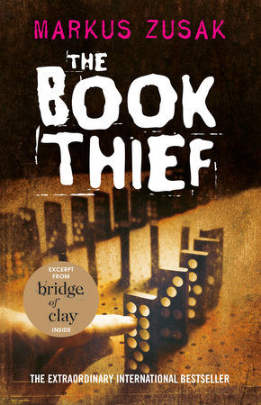 The Book Thief Book Cover Picture