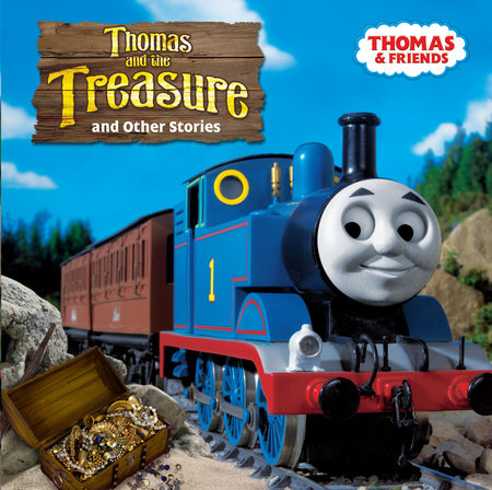 thomas and the treasure thomas friends by rev w awdry