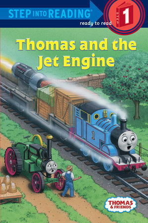 Thomas and Friends: Thomas and the Jet Engine (Thomas & Friends) by R. Schuyler Hooke