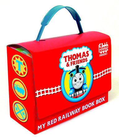 Thomas and Friends: My Red Railway Book Box (Thomas & Friends)