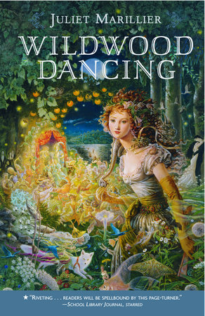 The cover of the book Wildwood Dancing