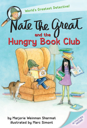 Nate the Great and the Hungry Book Club by Marjorie Weinman Sharmat and Mitchell Sharmat