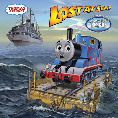 Lost at Sea! (Thomas & Friends) by Hit Entertainment