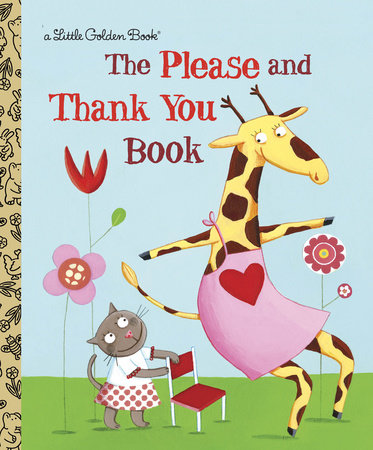 The Please and Thank You Book by Barbara Shook Hazen