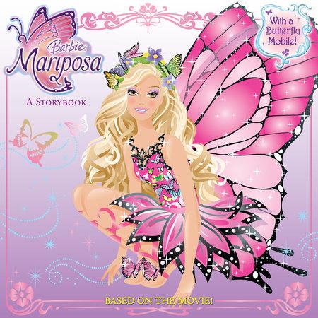Barbie: Mariposa (Barbie) by Mary Man-Kong