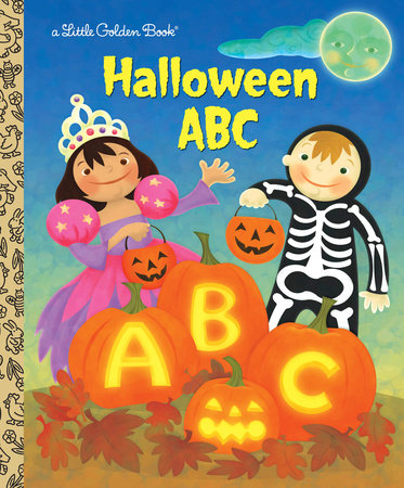 Halloween ABC by Sarah Albee