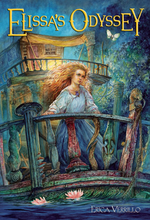 Phoenix Rising #2: Elissa's Odyssey by Erica Verrillo