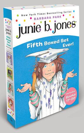 Junie B. Jones Fifth Boxed Set Ever! by Barbara Park