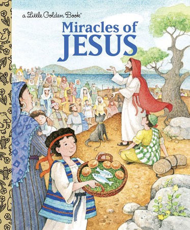 Miracles of Jesus by Pamela Broughton