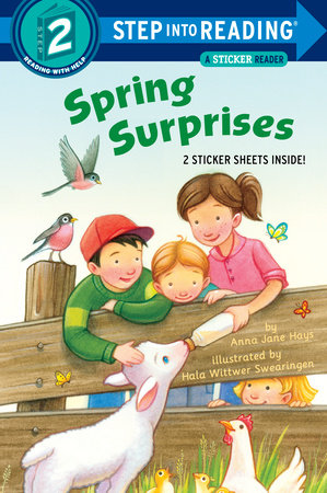 Spring Surprises by Anna Jane Hays
