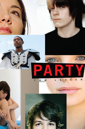 Party by Tom Leveen
