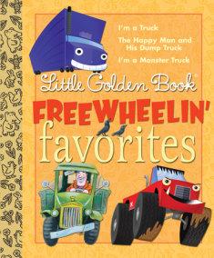 Little Golden Books Freewheelin' Favorites