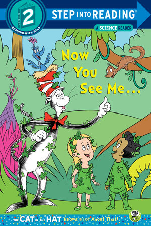 Now You See Me... (Dr. Seuss/Cat in the Hat) by Tish Rabe