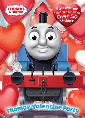 Thomas' Valentine Party (Thomas & Friends) by Rev. W. Awdry