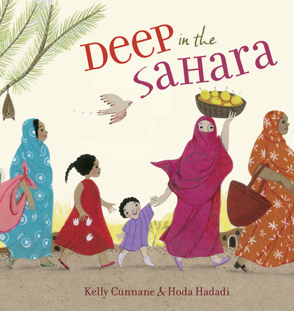 Deep in the Sahara by Kelly Cunnane