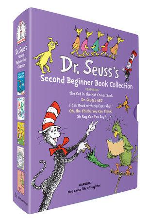 Dr. Seuss's Second Beginner Book Collection by Dr. Seuss