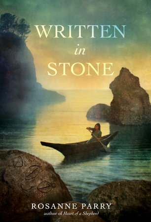 Written in Stone by Rosanne Parry