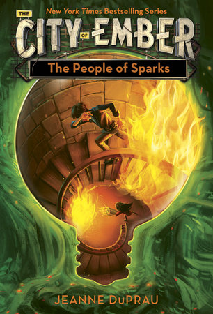 The People of Sparks by Jeanne DuPrau