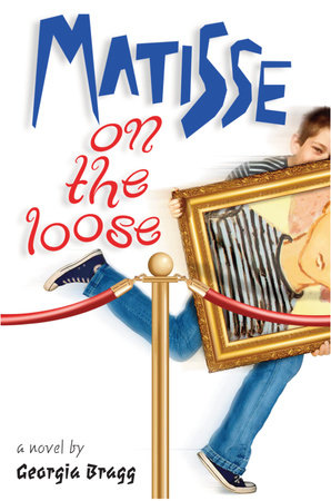 Matisse on the Loose by Georgia Bragg