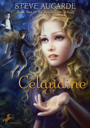 Celandine by Steve Augarde