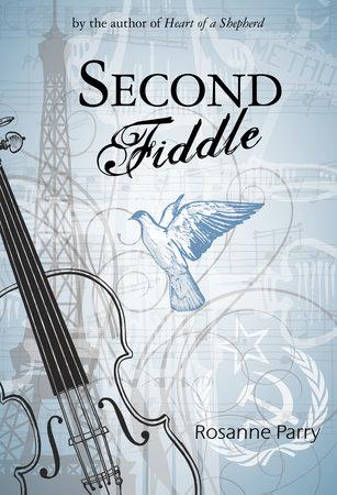 Second Fiddle by Rosanne Parry