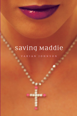Saving Maddie by Varian Johnson