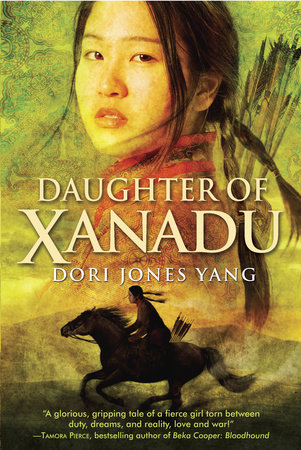 Daughter of Xanadu by Dori Jones Yang