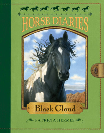 Horse Diaries #8: Black Cloud by Patricia Hermes