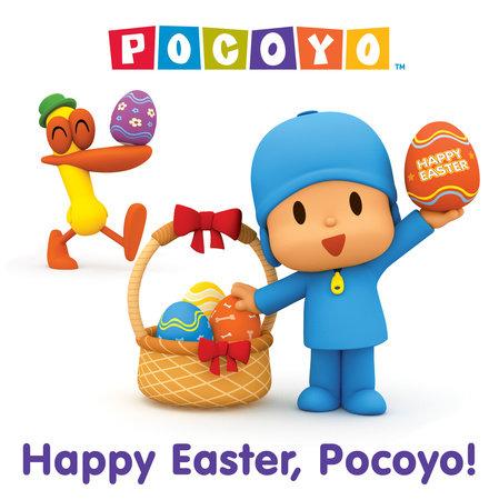 Happy Easter, Pocoyo! (Pocoyo) by Kristen L. Depken