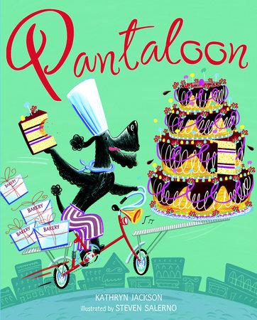 Pantaloon by Kathryn Jackson