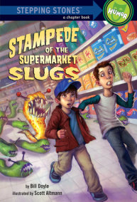 Stampede of the Supermarket Slugs