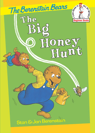 The Big Honey Hunt by Stan Berenstain and Jan Berenstain