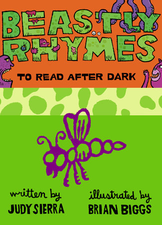Beastly Rhymes to Read After Dark by Judy Sierra