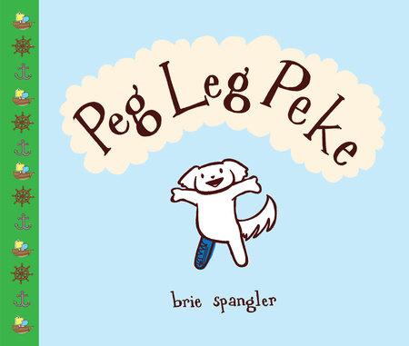 Peg Leg Peke by Brie Spangler