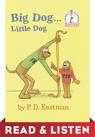 Big Dog...Little Dog: Read & Listen Edition