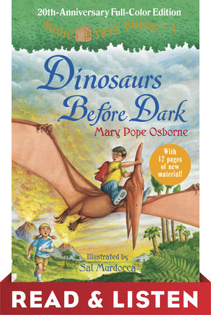 Dinosaurs Before Dark (Full-Color Edition)