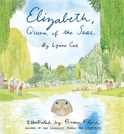 Elizabeth, Queen of the Seas by Lynne Cox