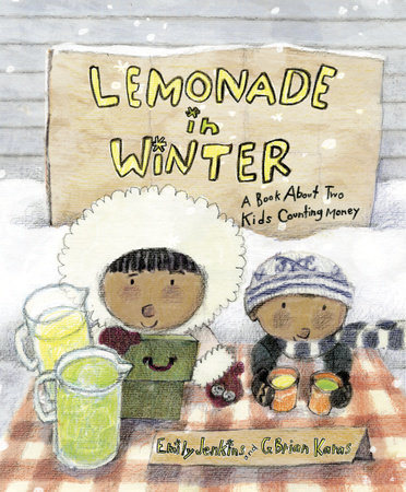 Lemonade in Winter by Emily Jenkins